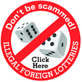 Illegal Foreign Lotteries Information